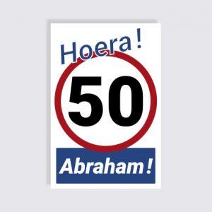 Verjaardag 50 - Abraham