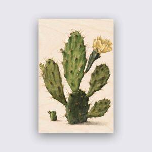 Holz - Kaktus