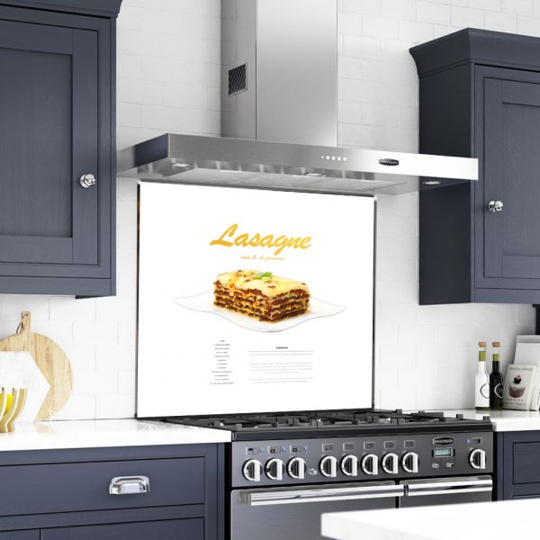 Kitchen Back Wall with your print