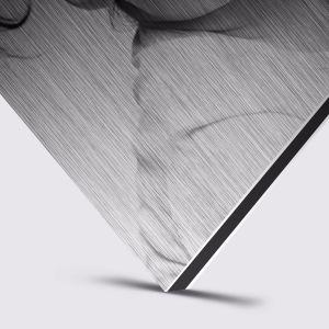 foto auf aluminium verbund butlerfinish big freddy. Black Bedroom Furniture Sets. Home Design Ideas