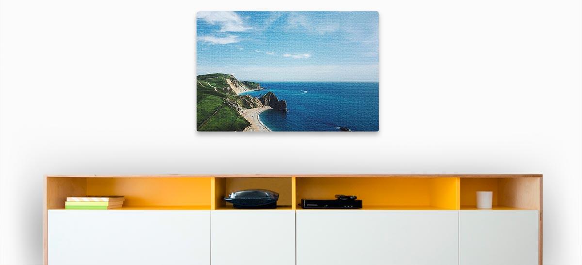Foto op canvas - 4 cm frame