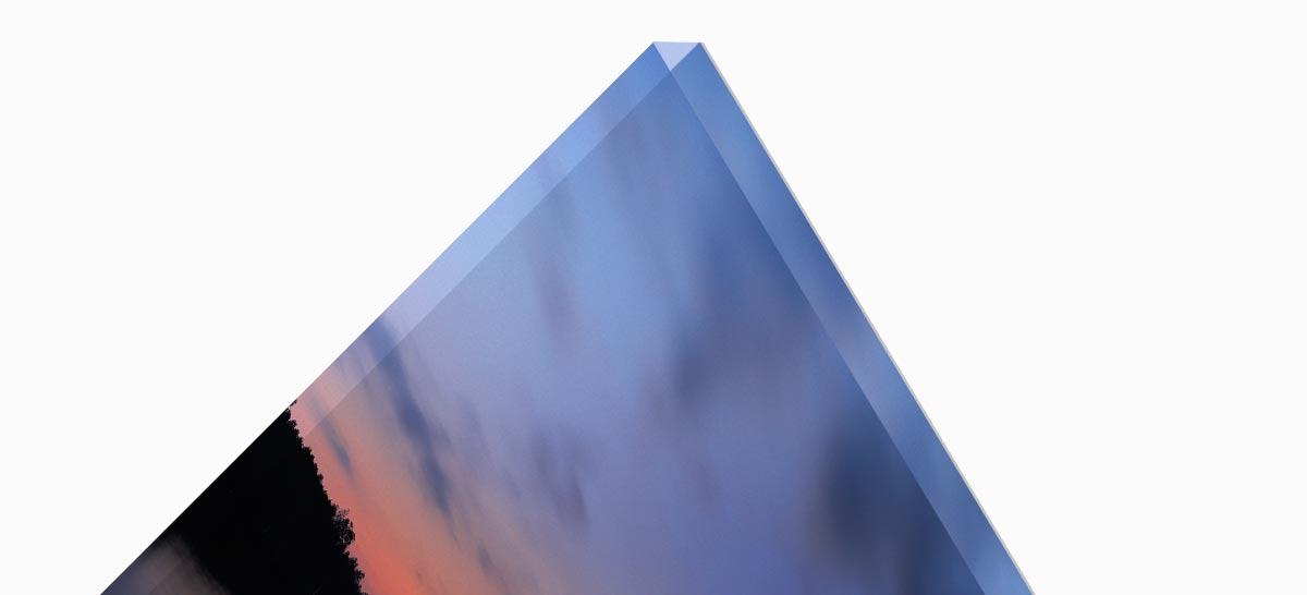 Plexiglas Detail